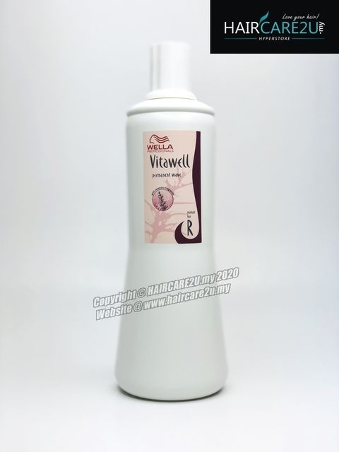 1000ml Wella Professional Vitawell Permanent Wave Lotion R.jpg