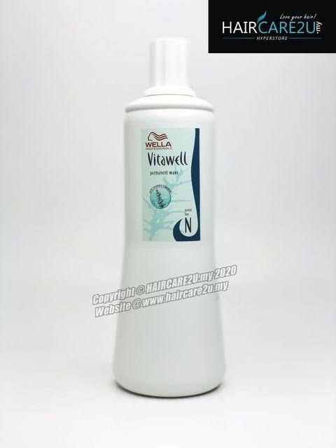1000ml Wella Professional Vitawell Permanent Wave Lotion N.jpg