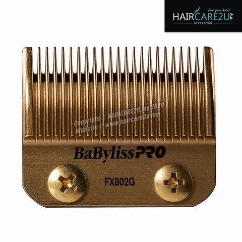 BaByliss Pro DLC and Titanium Coated Replacement Clipper Blade #FX802G 2.jpg