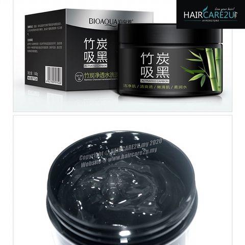 140g Bioaqua Bamboo Charcoal Transparent Washing Mask 5.jpg