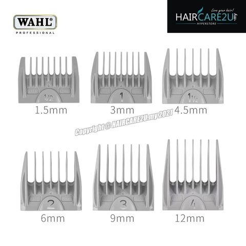 B-209 Wahl Blade for Model 2235 with 6 size Attachment Comb 4.jpg