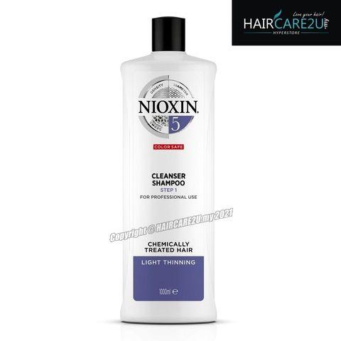 1000ml Nioxin System 5 Shampoo.jpg