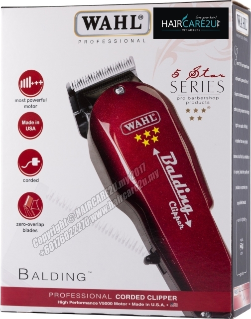Wahl 5 Star Balding Professional Corded Hair Clipper 2.jpg