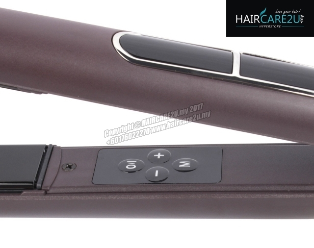 Fun Kor South Korea Professional Hair Straightener Iron Slim Edition 7.jpg