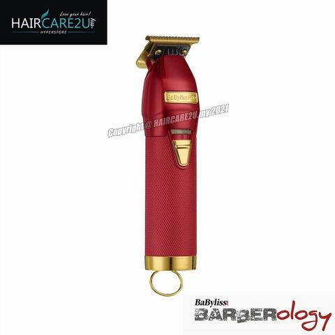 BaByliss PRO REDFX Metal Lithium Outlining Trimmer - Hawk The Barber Prodigy #FX787R.jpg