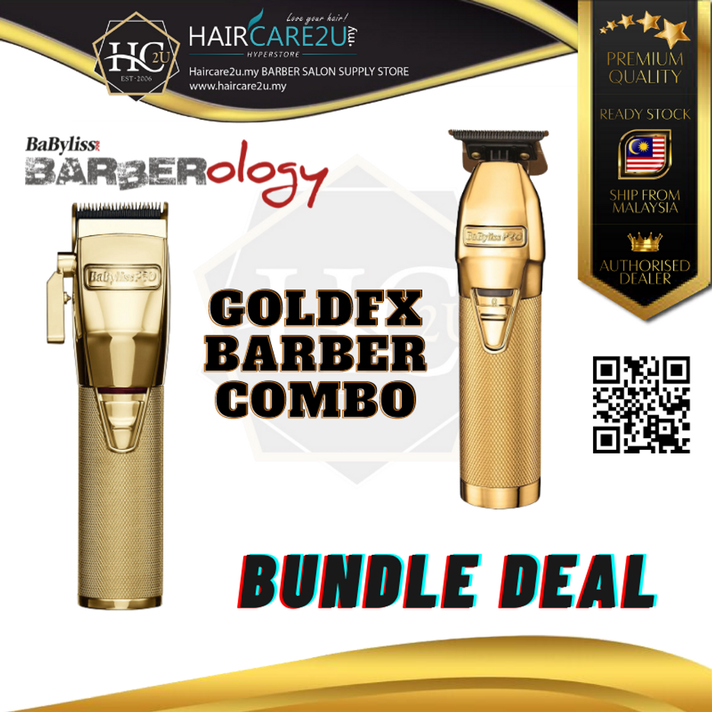 Babyliss PRO GOLDFX Clipper & Trimmer Barber Combo.png
