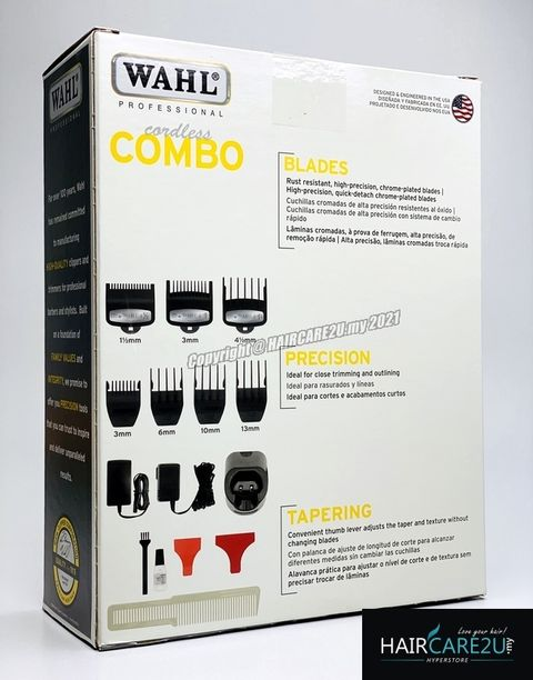 Wahl Pro Cordless Limited Edition Combo Set 8592-025 (Pacific Blue) 6.jpg