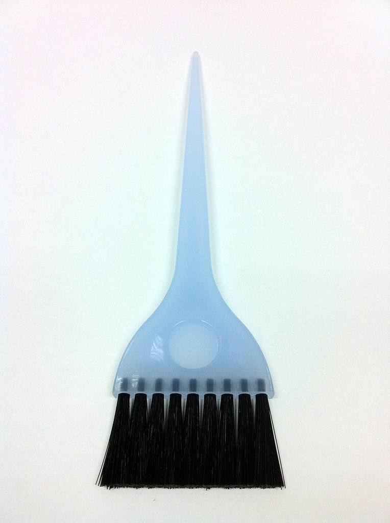 (SD09-07) SD Transparent Comb - Black (Brush).JPG