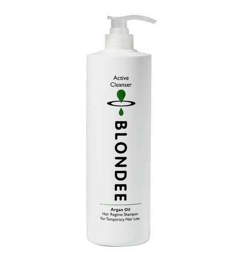 1000ml Blondee Active Cleanser Hair Loss Shampoo (Menthol) 2.png