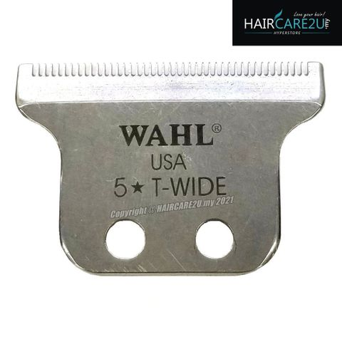 Wahl 2215 Double Wide Trimmer 2-Hole Detailer T-Shaped Blade (5 Star) 2.jpg