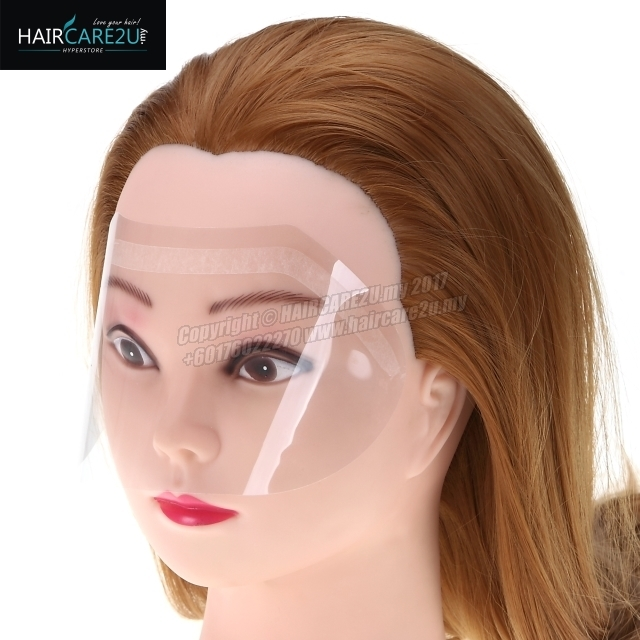 Styling Accessories Hairspray Plastic Shield Mask Eye Face Protector Hair Salon Home Us Styling Tool 2018