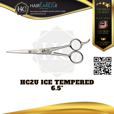 HC2U ICE Tempered Stainless Classical 600 Barber Scissor Poster 6.5.png