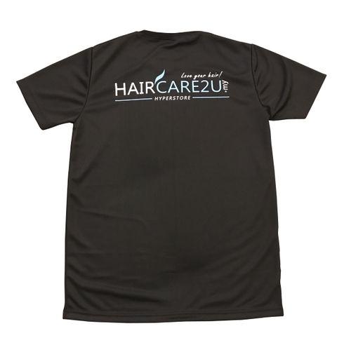 HAIRCARE2U.my Polyester Nylon Sport T-Shirt Back.JPG