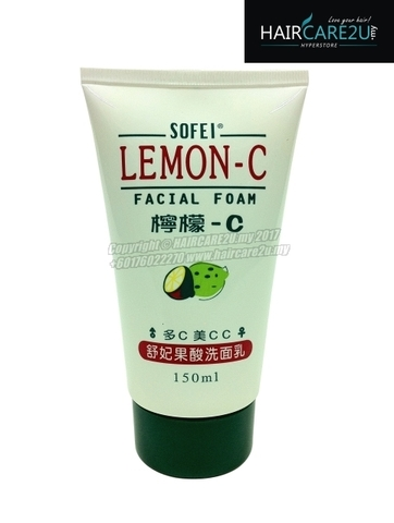 150ml Sofei Lemon-C Facial Foam.jpg