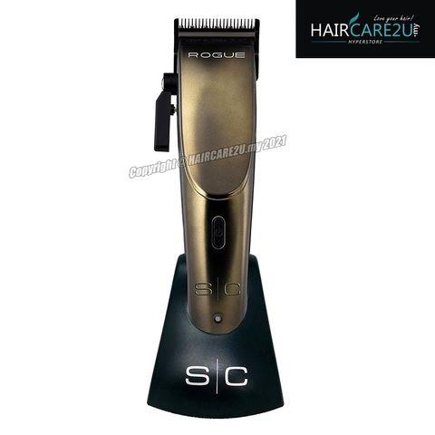 Stylecraft Rogue Professional Magnetic Cordless HairClipper - Gunmetal #SCRBC.jpg