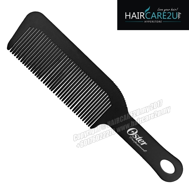 Oster Antistatic Barber Comb - Black.jpg