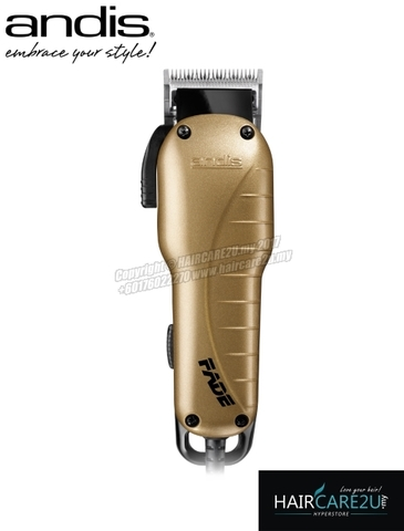 Andis US Fade Gold Adjustable Blade Hair Clipper 2.jpg