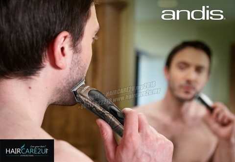 Andis Slimline 2 Professional Cordless Hair Trimmer (Camo Limited Edition).jpg