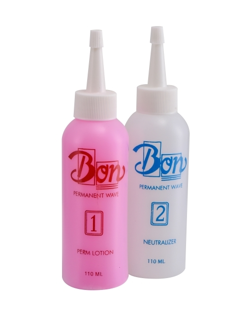 120ml Bon Permanent Wave Hair Perming Lotion Red.jpg