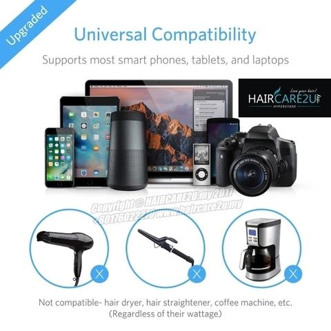 BESTEK Universal Travel Adapter 220V to 110V Voltage Converter with 6A 4-Port USB Charging Worldwide Plug Adapter Black 11.jpg