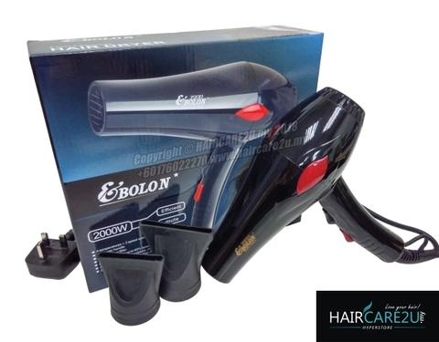 Ebolon 3900 Professional Hair Dryer (FREE Diffuser).jpg