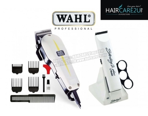 WAHL Combo Super Taper 8466 Clipper & Sterling 2 Trimmer.jpg