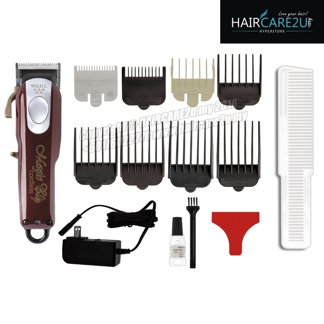 WAHL Pro 5-Star Series Magic Clip Cordless Hair Clipper for Barbershop Gold 2.jpg