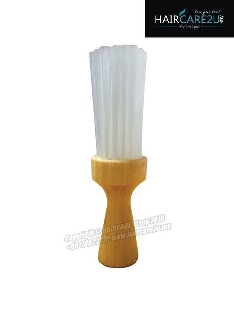 HC33039 Barber & Salon Soft Neck Face Duster Wooden Hair Brush.jpg