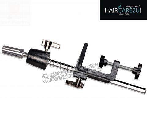 Barber Salon H0040 Adjustable Training Hair Mannequin Head Tripod Wig Stand.jpg