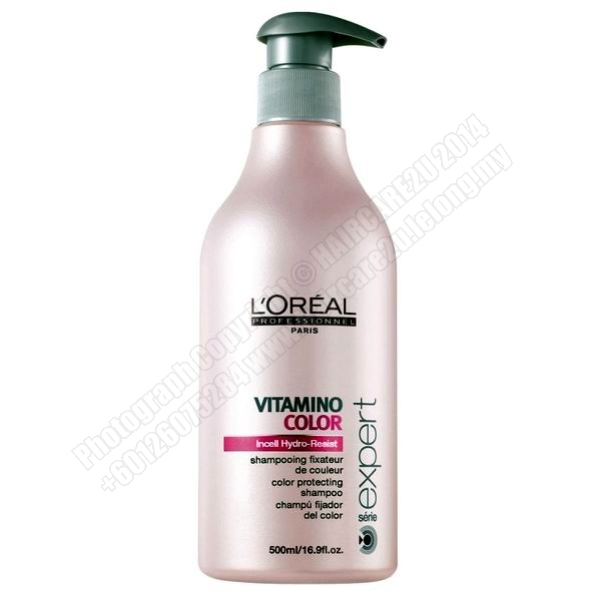 500ml Loreal Vitamino Color Hair Shampoo Haircare2u Online