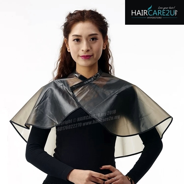 Salon Barber Waterproof Hair Shawl Hair Cutting & Coloring Shampoo Cape Shoulder Pad 3.jpg