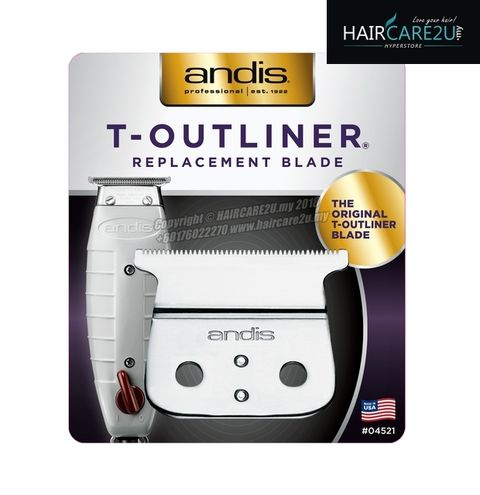 Andis T-Outliner Trimmer Replacement Blade #04521.jpg