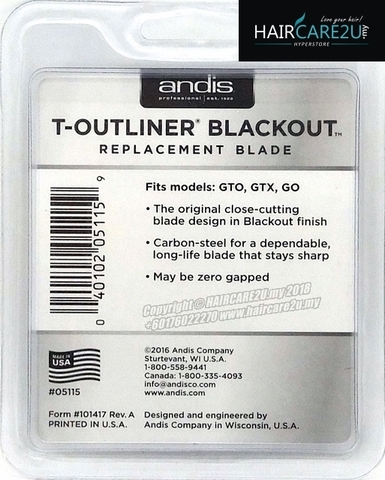 Andis T-Outliner Blackout Replacement Blade #05115 3.jpg