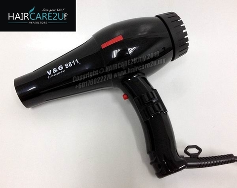 V&G 8811 Black Hair Dryer.jpg
