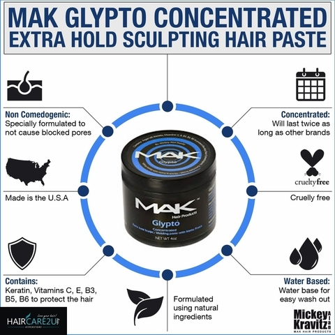 4oz MAK Glypto Pomade Strong Firm Hold Hair Paste 3.jpg