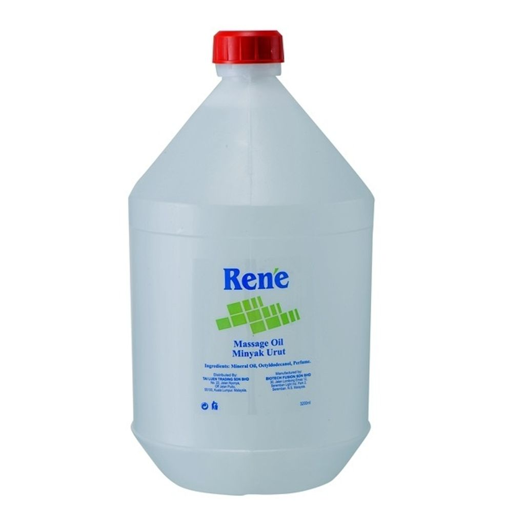3kg Rene All Purpose Relaxing Therapeutic Massage Oil.jpg
