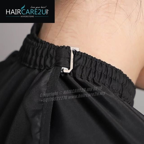 The Barber Head Black & White Stripes Cutting Cloth Salon Cape 5.jpg