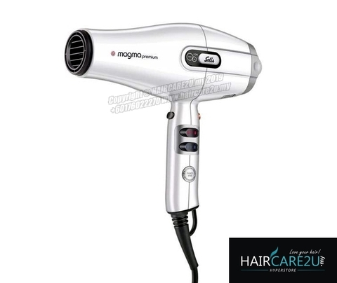Solis Magma Premium Turbo 288 Hair Dryer (Marble White) 3.jpg