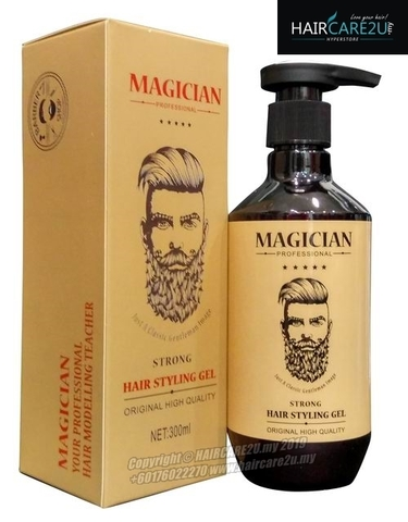 300ml Magician Barber Hair Styling Gel.jpg