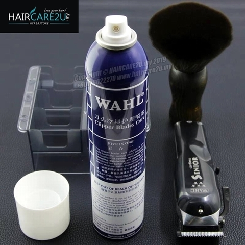 400ml Wahl 5 in 1 Clipper Blades Care Spray 7.jpg