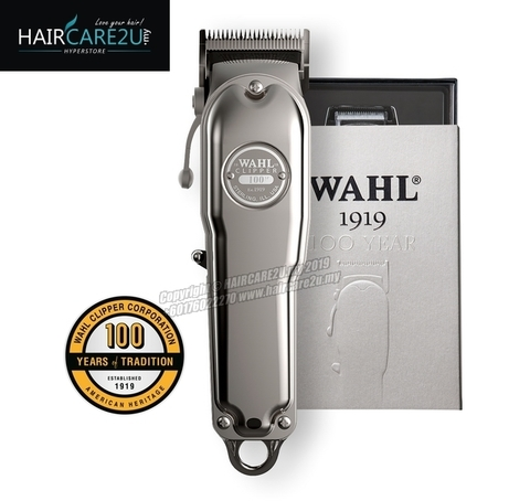 Wahl 1919 with 100 Years of Tradition 8504L Senior Cordless Hair Clipper.jpg