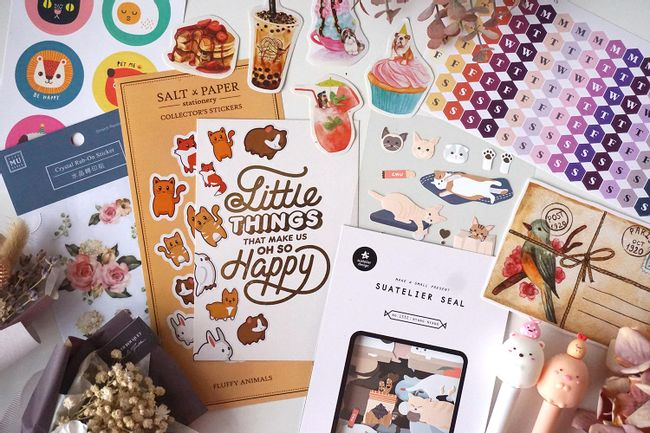 Salt x Paper Stationery & Gifts | Featured Collections - Stickers