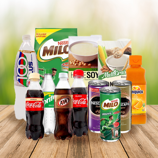 Wadood Mart | Products Category - DRINKS