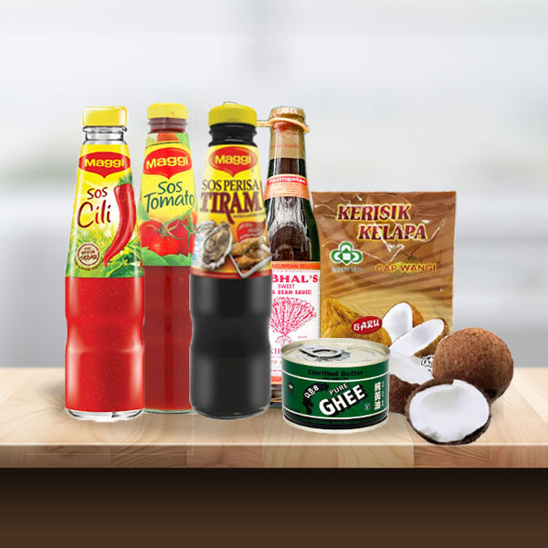 Wadood Mart | Products Category - SAUCES & PASTES