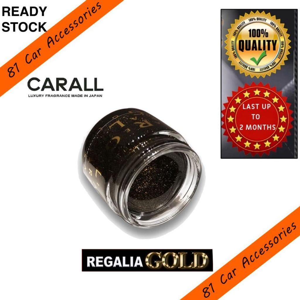 [81] 100% Original Carall Regalia Gold Velvet Musk Car Freshener Perfume 65ml c.jpg