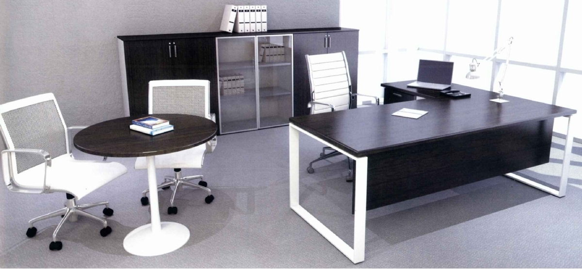 L-DIRECTOR TABLE SET - Furnitures Malaysia