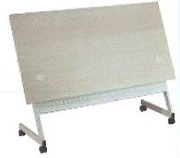 Foldable Training Table Model IMTT Furnitures Malaysia - Foldable training table