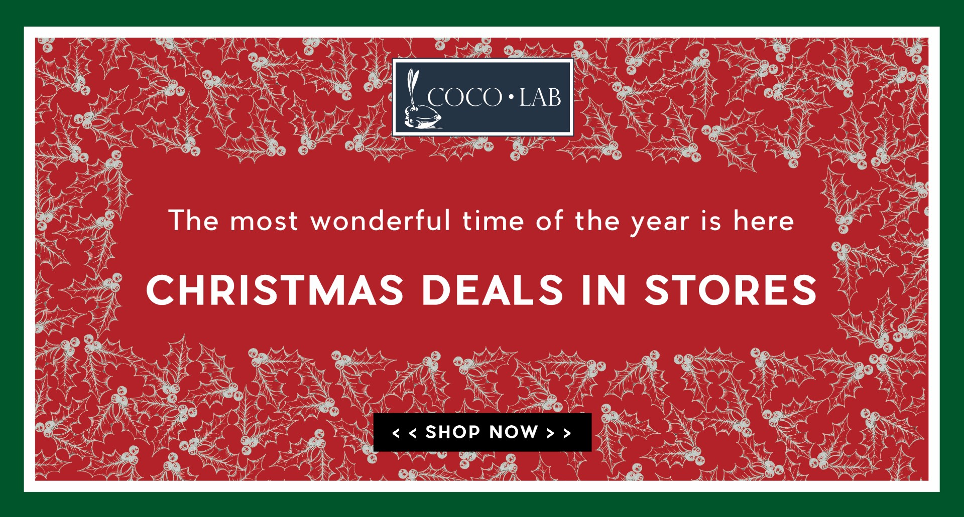 Presents galore and deals in store!