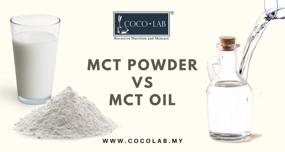 MCT Powder or MCT Oil. Which Should You Choose?