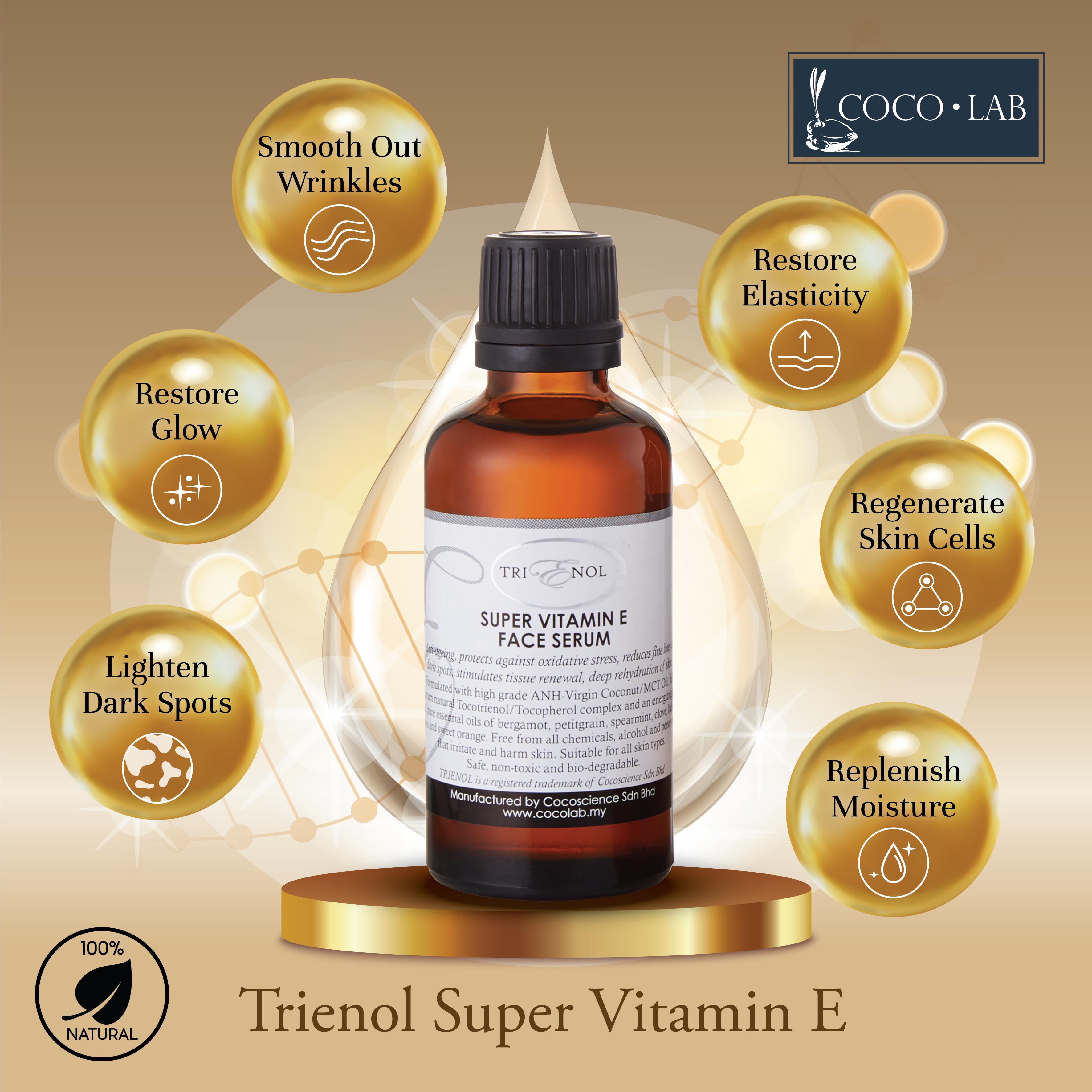 Trienol Face Serum